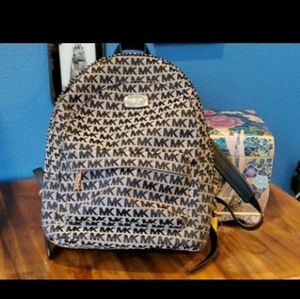Authentic MK Michael Kors Backpack